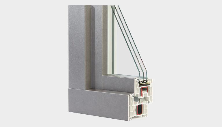 Beliebt Zimmermann Fenster und Türen - Große Farbvielfalt für Ihre Wünsche OO13